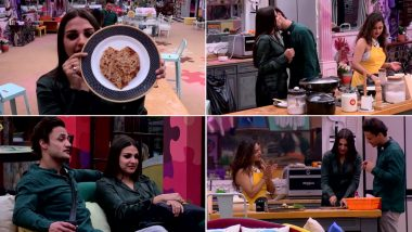 Bigg Boss 13 Day 57 Synopsis: Asim Riaz Cooks a Heart-Shaped Paratha for Himanshi Khurana on Her Birthday, Makes It a Memorable One!