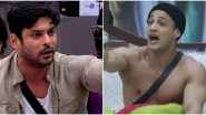 Bigg Boss 13 Day 52 Preview: Sidharth Shukla Pushes Asim Riaz Again, Shefali Jariwala, Shehnaaz Gill, Devoleena Bhattacharjee, Vishal Aditya Singh Brawl In The House (Watch Video)