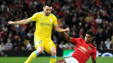 Astana vs Manchester United, UEFA Europa League 2019–20 Live Streaming Online: Where to Watch ASN vs MUN Group Stage Match Live Telecast on TV & Free Football Score Updates in Indian Time?