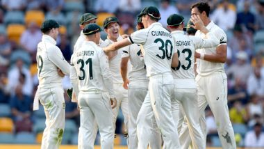 AUS vs PAK 1st Test 2019 Day 1 Match Report: Pacers Shine as Australia Bowl Out Pakistan for 240