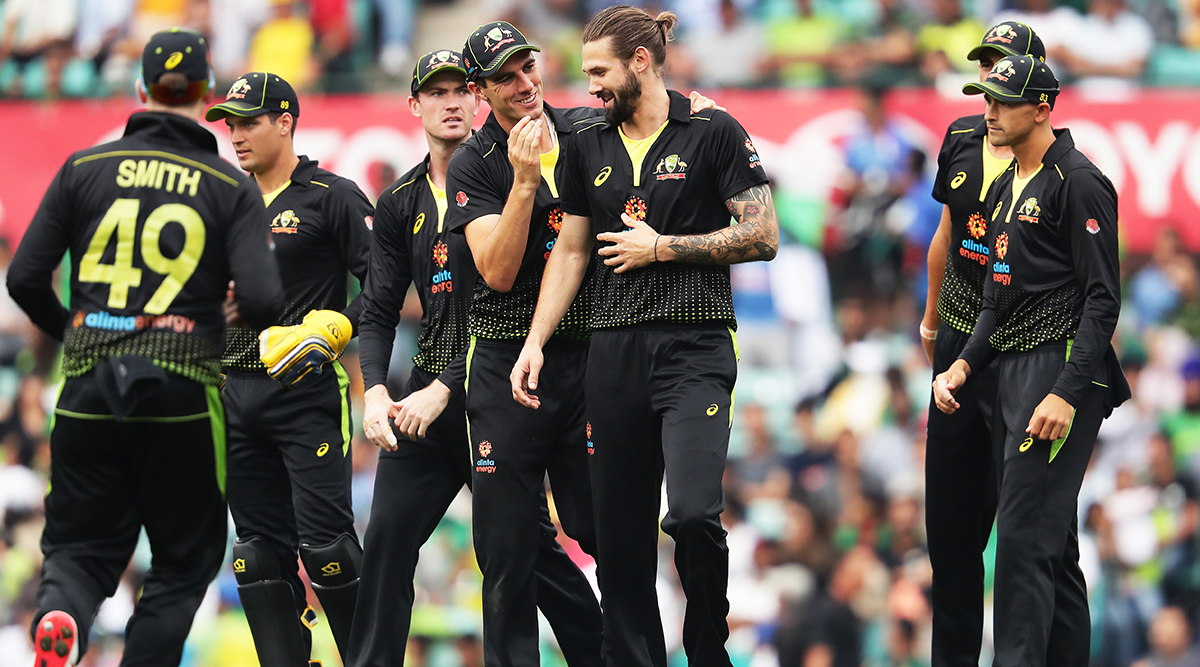 AUS vs PAK 3rd T20I 2019: Australia Beat Pakistan by 10 Wickets to Clinch Series 2–0, End the Calendar Year Undefeated in T20Is