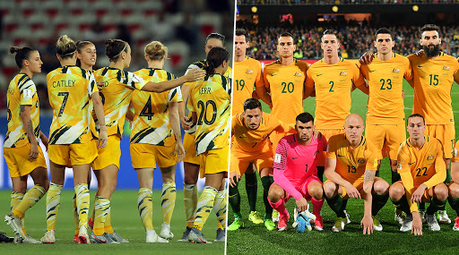 Australian Women's Football Team Set to Secure Landmark Deal With FFA to Earn Equal Pay As Men's Team