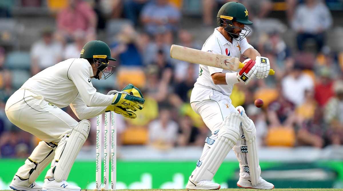 Australia vs Pakistan Live Cricket Score, 1st Test 2019, Day 2: Get Latest Match Scorecard and Ball-by-Ball Commentary Details for AUS vs PAK Test from Brisbane