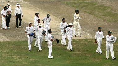 Australia vs Pakistan Live Cricket Score, 1st Test 2019, Day 1: Get Latest Match Scorecard and Ball-by-Ball Commentary Details for AUS vs PAK Test from Brisbane