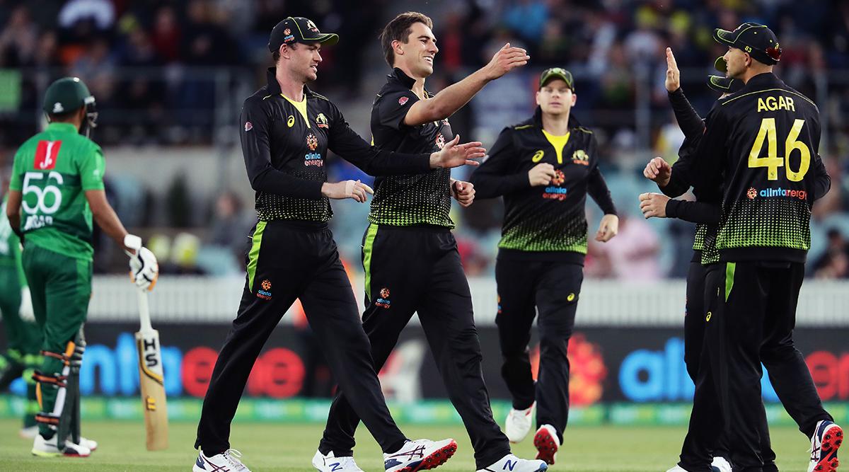 Live Cricket Streaming of Australia Vs Pakistan, 3rd T20I 2019 on Sony Six & PTV Sports: Check Live Cricket Score, Watch Free Telecast of AUS vs PAK on TV and Online