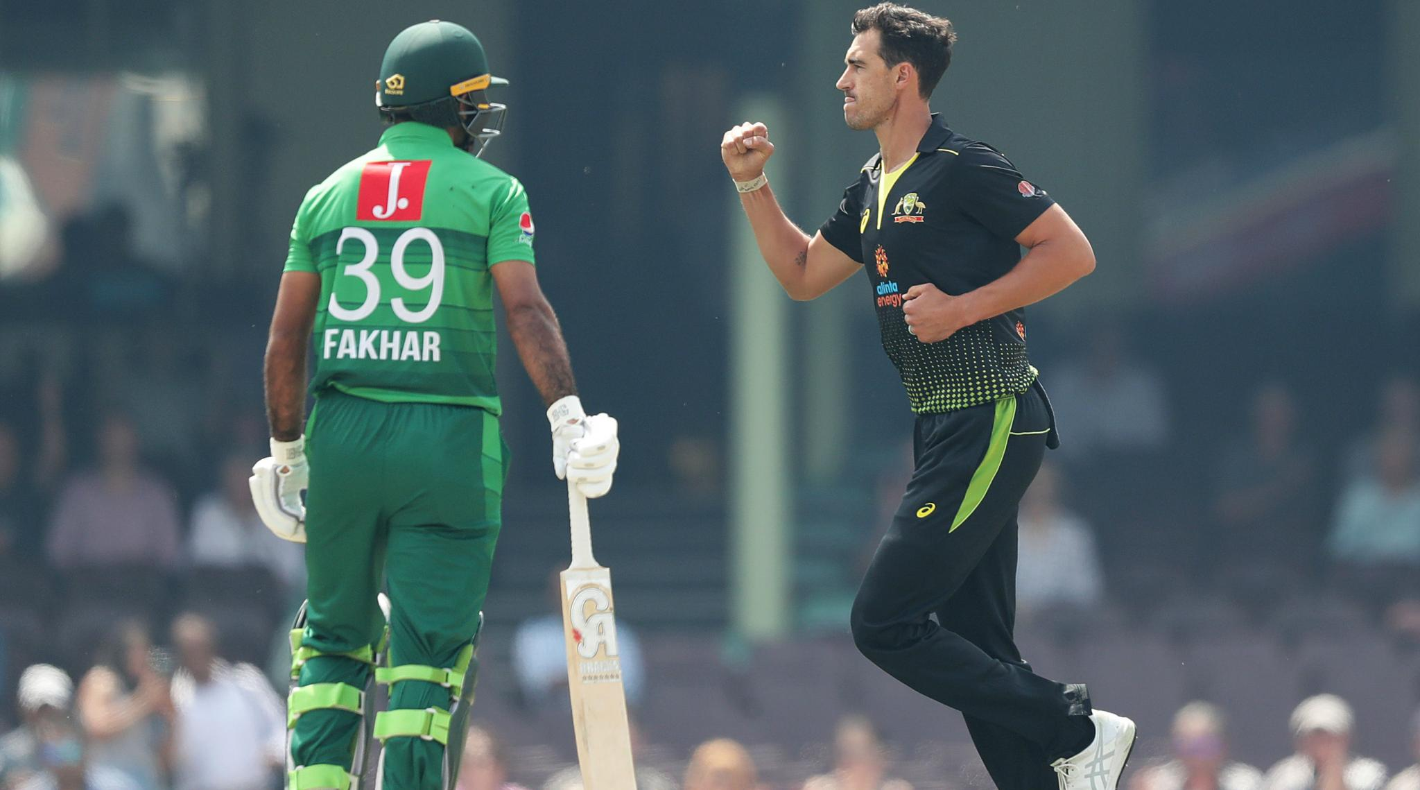 Australia vs Pakistan 1st T20I Match Result: Rain Spoils Game, Hosts Aussies Frustrated As Pak Avoid Defeat Due to Bad Weather