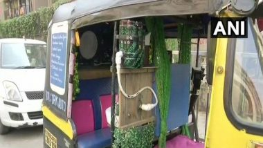Mumbai Gets First Home System Autorickshaw, Enjoy Most Comfortable Ride in Auto Equipped With Wash Basin, Charger and a Desktop Monitor!