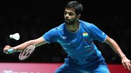 B Sai Praneeth Suffers Shocking Exit From Tokyo Olympics 2020 Group Stages