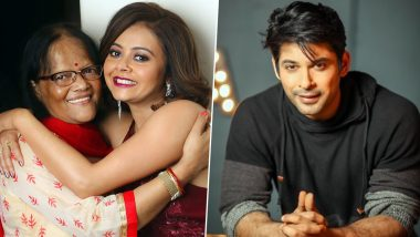 Bigg Boss 13: Devoleena Bhattacharjee's Mom Says Sorry to Sidharth Shukla, Here's Why