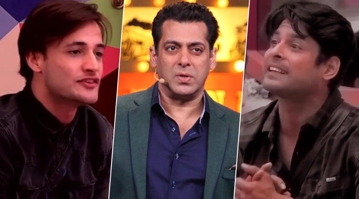 Bigg Boss 13: Sidharth Shukla and Asim Riaz's War Makes Salman Khan's Reality Show a Hit, Finally Enters the Top 10 List!
