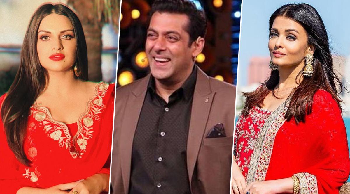 Bigg Boss 13: Himanshi Khurana Says She Is 'Punjab Ki Aishwarya Rai' and Salman Khan's Reaction to the Same Will Make You Go 'Waah' (Watch Video)
