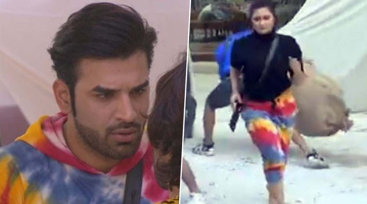 Bigg Boss 13: Rashami Desai And Paras Chhabra Are Sharing Clothes Now! (View Pics)