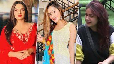 Bigg Boss 13: Shehnaaz Gill Is FAKE, Says Punjabi Actress Divya Sharma As She Stands in Support of Himanshi Khurana