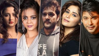 Bigg Boss 13 Nomination Poll: Rashami Desai, Devoleena Bhattacharjee, Khesari Lal Yadav, Arti Singh and Sidharth Shukla – Who Will Get Evicted This Week? (Vote Now)
