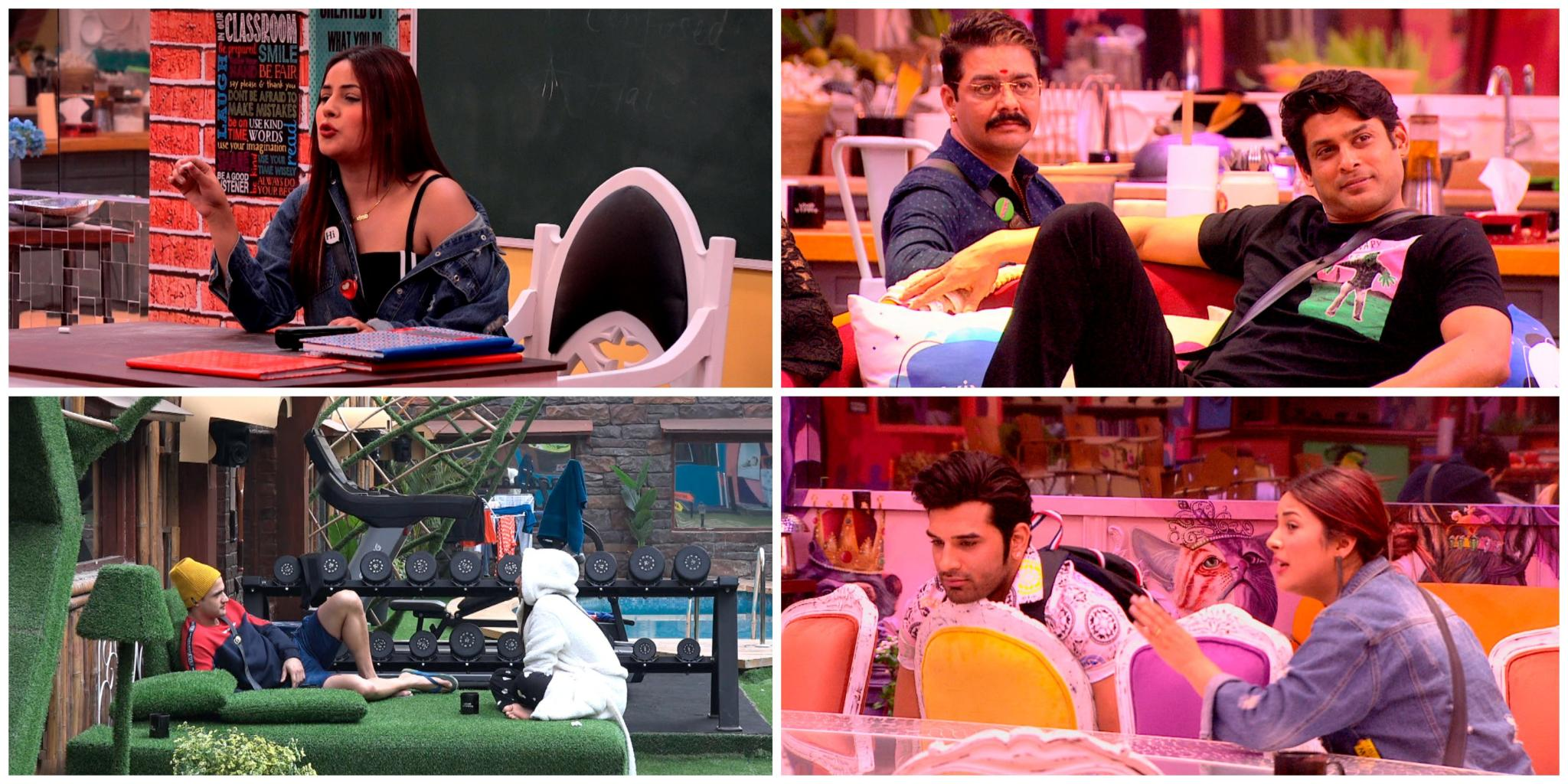 Bigg Boss 13 Day 55 Synopsis: Asim Riaz Confesses His Feelings For Himanshi Khurana, But Also Draws A Line