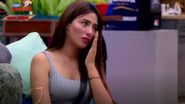 Bigg Boss 13 Episode 34 Sneak Peak 02 | 15 Nov 2019: Mahira Sharma Breaks Down