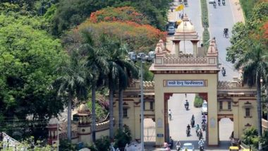 BHU Students Withdraw Sit-In Agitation Against Appointment of Professor Feroz Khan; Sanskrit Classes Remain Boycotted