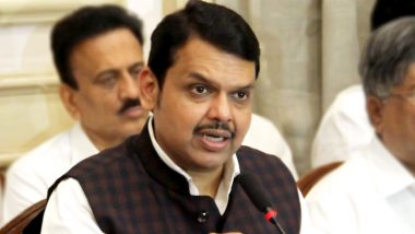 MVA Govt of Shiv Sena, NCP and Congress Are in Live-In Relationship, Says Devendra Fadnavis