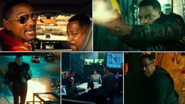 Bad Boys for Life Trailer: Will Smith & Martin Lawrence Are Back Together for One Last Ride (Watch Video)