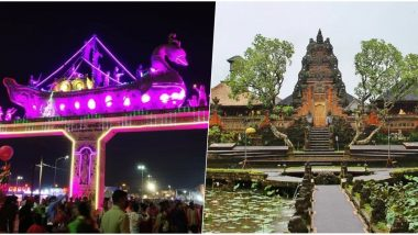 Bali Jatra Festival Begins in Odisha: Know How This Ancient Indian Festival is Linked to Bali in Indonesia