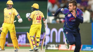 Abu Dhabi T10 League 2019 Live Streaming of Bangla Tigers vs Team Abu Dhabi on Sony Liv: How to Watch Free Live Telecast of BAT vs TAB on TV & Cricket Score Updates in India