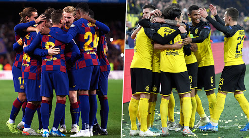 BAR vs DOR Dream11 Prediction in UEFA Champions League 2019–20: Tips to Pick Best Team for FC Barcelona vs Borussia Dortmund Football Match