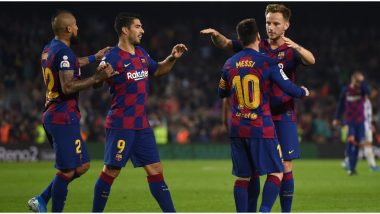 Barcelona vs Celta Vigo, La Liga 2019 Free Live Streaming Online & Match Time in IST: How to Get Live Telecast on TV & Football Score Updates in India?
