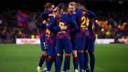 Barcelona vs Ibiza Live Streaming Online in India: How to Watch Copa del Rey 2019-20 Live Telecast on TV in IST & Free Football Score Updates?