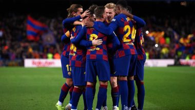Barcelona vs Eibar, La Liga 2019-20 Free Live Streaming Online & Match Time in IST: How to Get Live Telecast on TV & Football Score Updates in India?