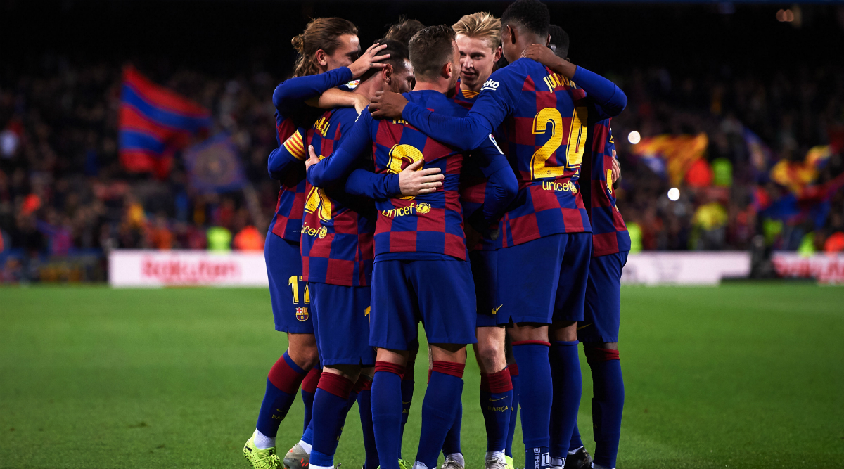 Barcelona Overtake Real Madrid in Deloitte Football Money League for First Time in Club's History