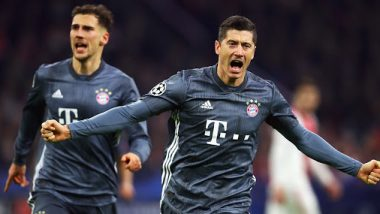 Bayern Munich Reach UEFA Champions League 2019–20 Last 16 After 2–0 Win Over Olympiacos