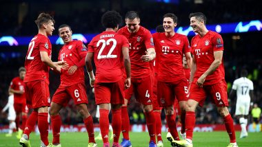 Crvena Zvezda vs Bayern Munich, UEFA Champions League Live Streaming Online: Where to Watch CL 2019–20 Group Stage Match Live Telecast on TV & Free Football Score Updates in Indian Time?