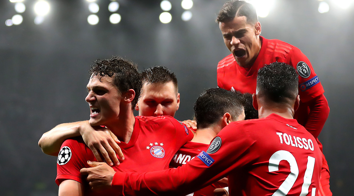 Bayern Munich vs Olympiacos FC, UEFA Champions League 2019–20 Live Streaming Online: Where to Watch UCL 2019–20 Group Stage Match Live Telecast on TV & Free Football Score Updates in Indian Time