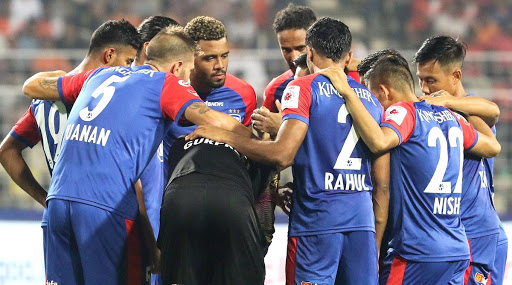 ISL 2019: Defending Champions Bengaluru FC Yet to Find Feet in Front of Goal