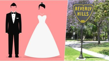 Wedding 2019 Trends: From Bachelorette and Bachelor Party to D-Day, Beverly Hills is One Stop Destination for All