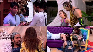 Bigg Boss 13 Day 44 Highlights: Demon Vishal Aditya Singh Goes the Neutral Way, Neither Supports Sidharth Shukla nor Rashami Desai