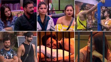 Bigg Boss 13 Day 46 Highlights: Hindustani Bhau's Nasty Comment on Mahira Sharma's Lips to Team Sidharth Shukla Also Targeting Her, the Drama Unfolds!