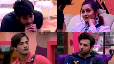 Bigg Boss 13 Day 58 Highlights: Sidharth Shukla and Rashami Desai's Lovey-Dovey Moment to Paras Chhabra Getting Punished, Catch All the Drama Here!