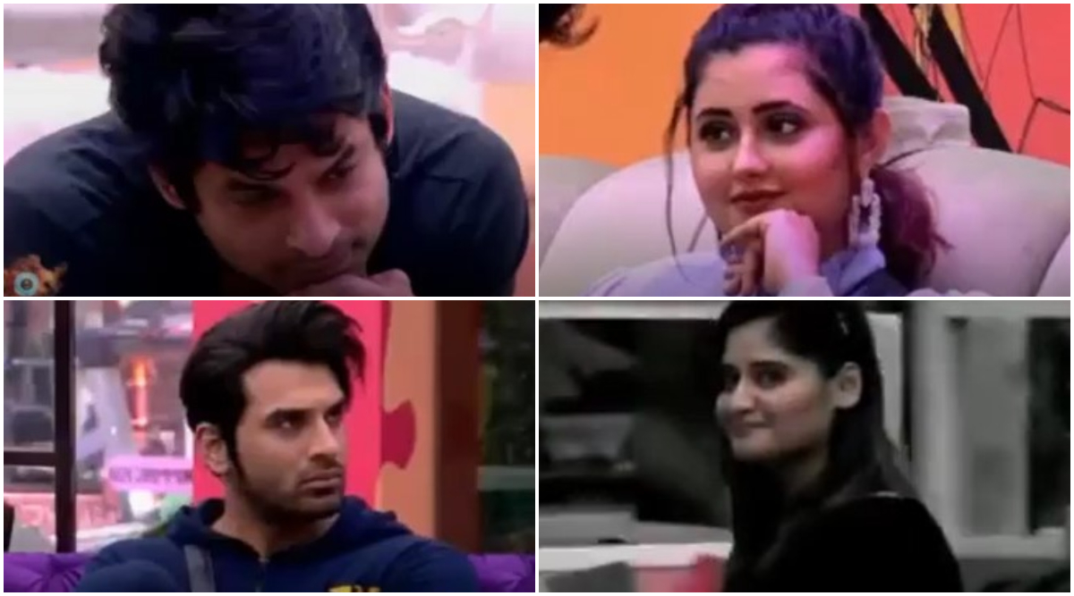 Bigg Boss 13 Day 58 Preview: Sidharth Shukla-Rashami Desai's Romance, Paras Chhabra Sent to Jail, Arti Singh vs the Captain of the House and Much More (Watch Video)