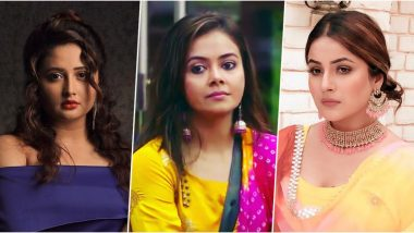 Bigg Boss 13 Preview: Rashami Desai, Devoleena Bhattacharjee and Shefali Bagga Evicted, Shehnaaz Gill Goes Mad Upon Arch Rival Himanshi Khurana's Entry In The House (Watch Video)
