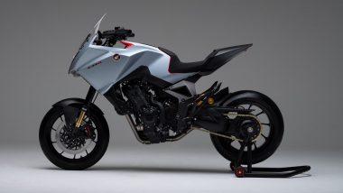 EICMA 2019: Honda CB4X Adventure Concept Unveiled at Milan Motor Show - View Pics