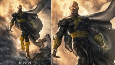 Black Adam New Poster and Release Date: Dwayne Johnson's Superhero Film From DC Universe to be Out in 2021