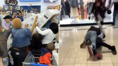Black Friday 2019 Fights! Videos of Brawls Among Shoppers Surface Online And Netizens Are Up For The 'Entertainment'