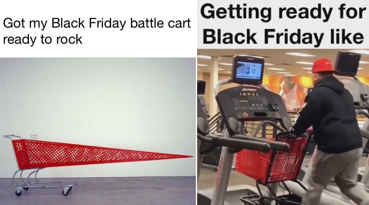 Black Friday 2019 Funny Memes: Netizens Share Jokes While Preparing to Shop For Big Discounts During Festive Season