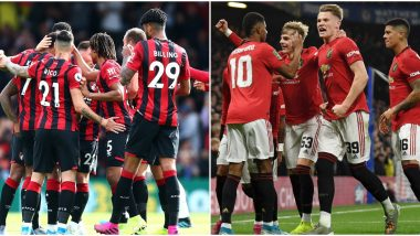 Bournemouth vs Manchester United, Premier League 2019–20 Free Live Streaming Online: How to Get EPL Match Live Telecast on TV & Football Score Updates in Indian Time?