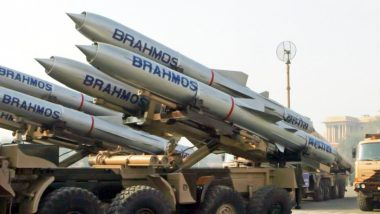 BrahMos Supersonic Cruise Missile Successfully Test-Fired by DRDO from Odisha's Chandipur