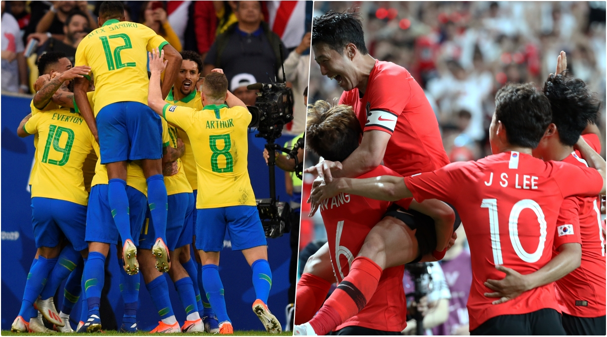 How to Watch Brazil vs South Korea International Friendly 2019 Live Streaming Online? Get Free Live Telecast of BRA vs KOR & Football Score Updates on TV in India