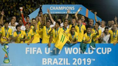 Brazil Lifts Fourth FIFA U-17 World Cup Title with Thrilling 2-1 Victory Over Mexico