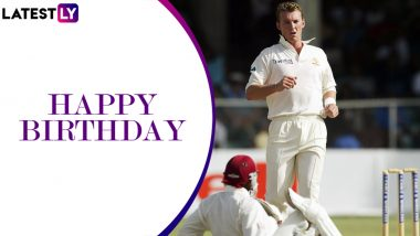 Brett Lee Birthday Special: Times When Australian Speed Gun Knocked Out Batsmen With Vicious Bouncers (Watch Video)