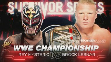 WWE Survivor Series 2019: Brock Lesnar vs Rey Mysterio, Bray Wyatt vs Daniel Bryan, Team Raw vs Team SmackDown vs Team NXT & Other Exciting Matches to Watch Out For!